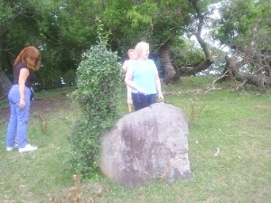 Dead Man's Hill Altar Stone