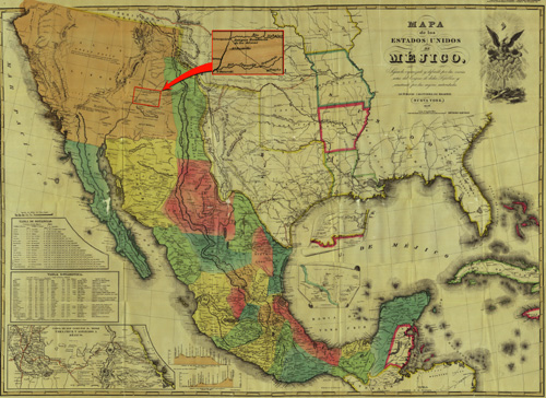 Ancient Maps, Aztec in North America, The Mound Builders, Mound ...