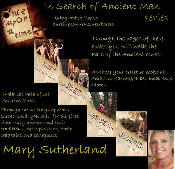 Red Haired Giants by Mary Sutherland